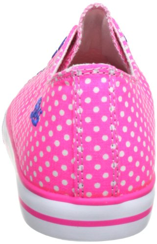 Lico Fly Low 180267 Mädchen Sneaker Pink (pink/blau)