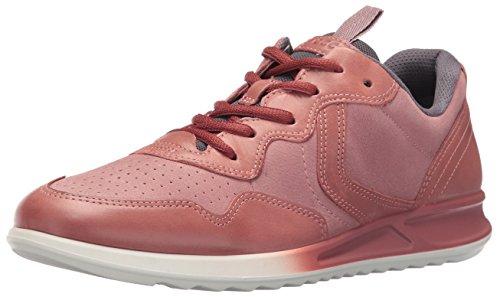 ecco-genna-baskets-basses-femme-rose-50342petal-petal-titanium-37-eu