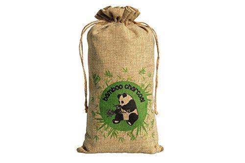 Preisvergleich Produktbild Natürlicher Geruch Vernichter und Schuh Deodorisierer - Duft - Bambuskohle Lufterfrischer für frische Schuhe Feuchtigkeit Kontrolle Beutel mit Schnur