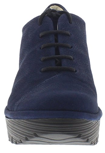 FLY London Yumi683fly, Chaussures à lacets  femme blue