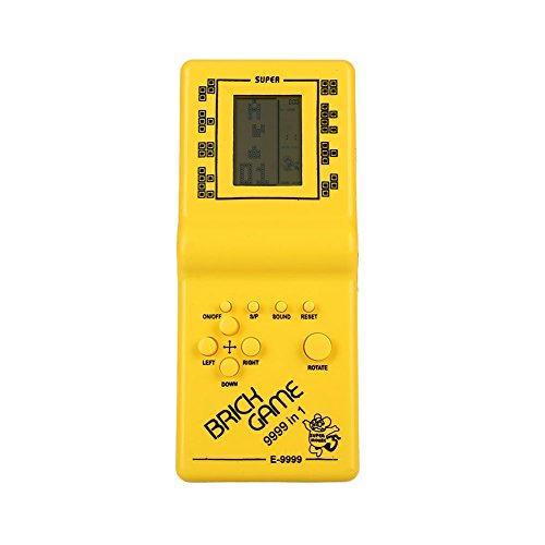 Xinzhi Classic Tetris Hand Held LCD Elektronische Spiel Spielzeug Spaß Ziegel Spiel Rätsel Spielzeug - 360 Tetris Xbox Spiele