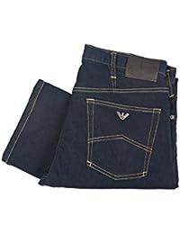 41dd83f212 Mens Armani J31 Stretch Regular Fit Jeans in Denim