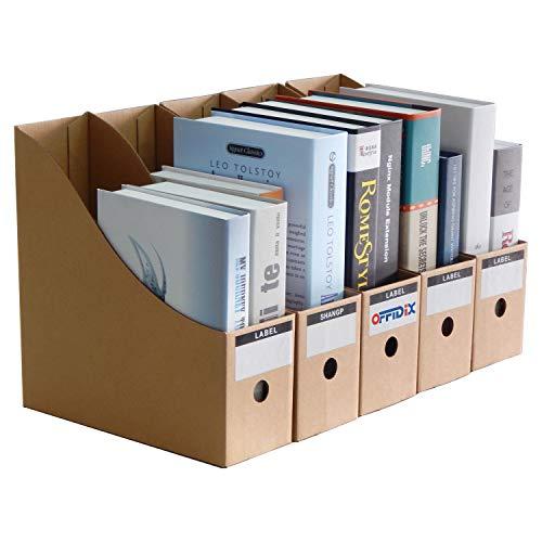 OFFIDIX Oficina 5 niveles Caja almacenamiento escritorio