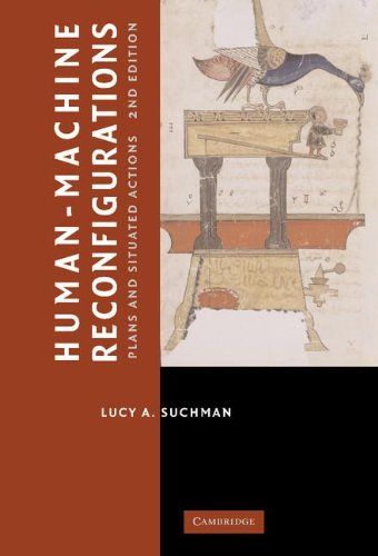 Human-Machine Reconfigurations 2nd Edition Hardback: Plans and Situated Actions (Learning in Doing: Social, Cognitive and Computational Perspectives) por Suchman