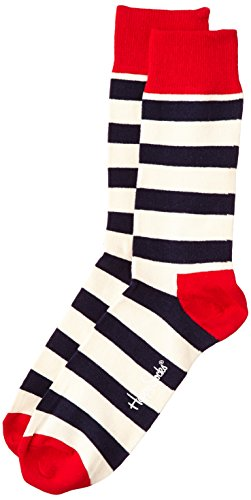 Happy Socks - Calcetines 100 DEN para mujer, color multicolor 045, talla 36/40 Happy Socks