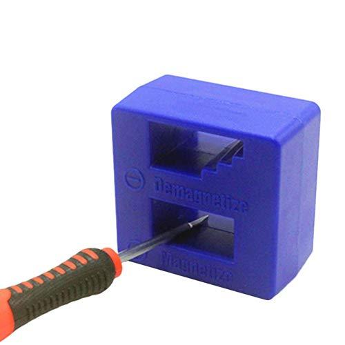 SayHia Tragbarer Magnetisierer-Entmagnetisierer-Werkzeug für Schraubendreher-Bench-Bits Bits Gadget-handlicher magnetisierter Fahrer
