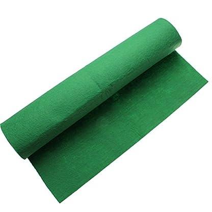 Emours Moisturizing Reptile Carpet Fiber Pet Mat,Green,Large 2