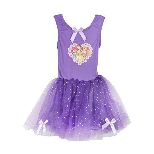 rk Purple Party Tutu Fancy Kleid Kostüm (3-4 Jahre) (Xs Stock Kostüme)