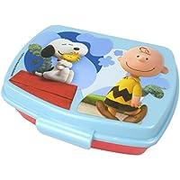 Preisvergleich für Snoopy Peanuts Brotdose Brotbox Brotzeitdose