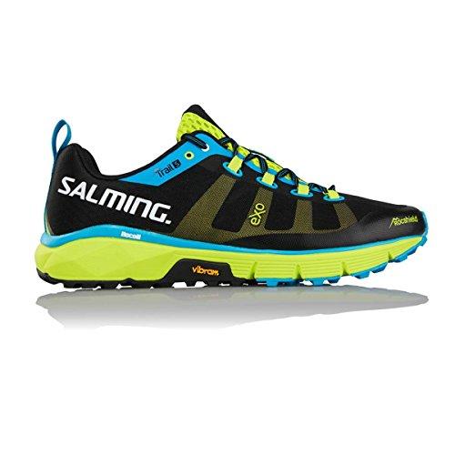 5Blacklime9 D Men's Salming mUs Trail 5 RjA354Lq