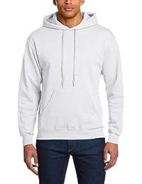 Sweatshirt * Hooded Sweat * Fruit of the Loom Weiss ( Weiß ),M Weiss,M