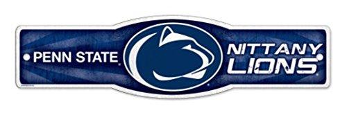 NCAA Penn State Nittany Lions Street/Zona segno,