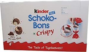 Kinder Schoko-Bons Crispy - 16 pcs