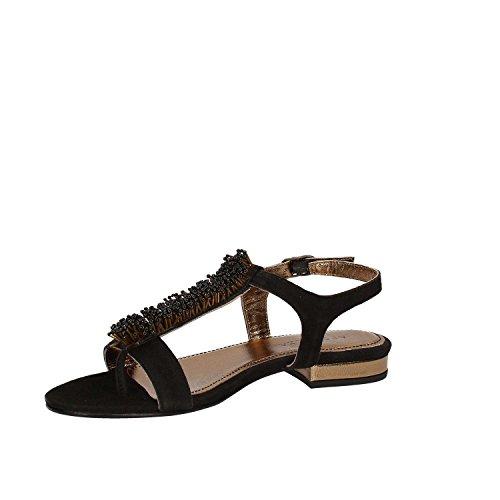 Apepazza CTR02 Sandales Femmes Noir