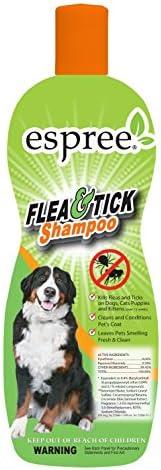 Espree Flea & Tick Shampoo for Pets, 2