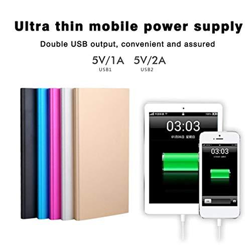 Leoboone Ultra Thin 7000mAh Externe Energienbank Tragbare
