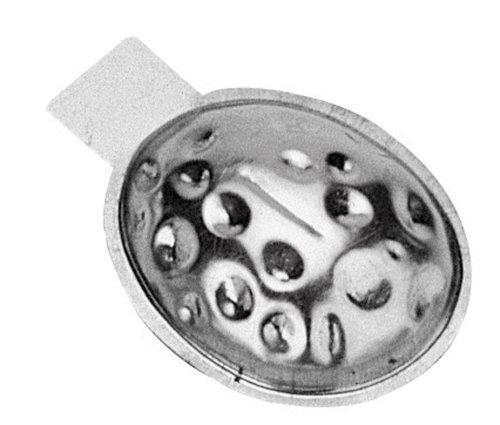 Tescoma Delicia - Molde con Forma de Nuez (24 Piezas, Metal)