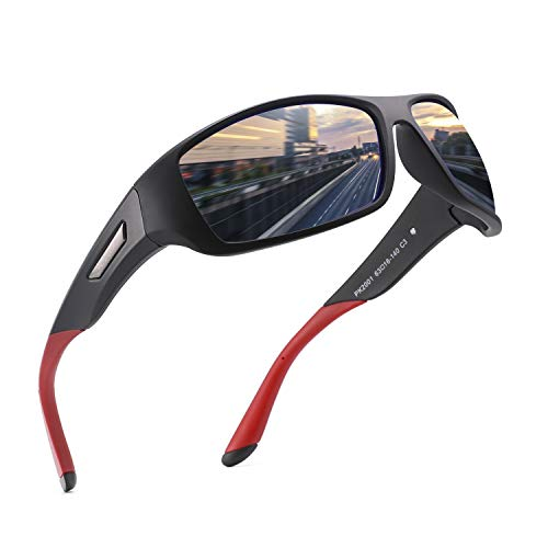 PUKCLAR Polarised Sports Sunglas...