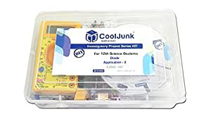 CoolJunk Physics Project Kit - Centre Tap Full Wave Rectifier (Diode+Transformer)