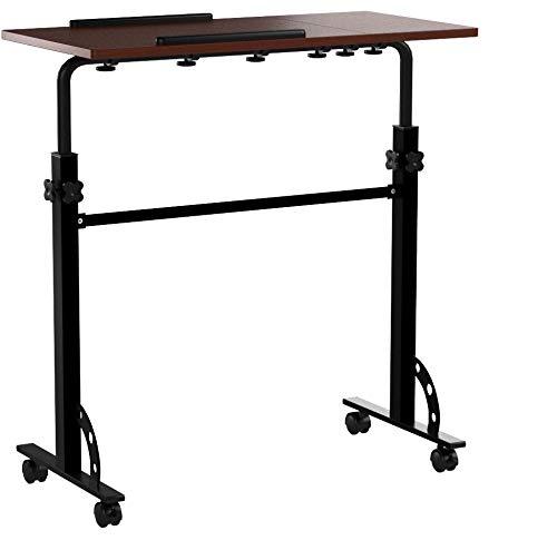 Relaxdays Laptoptisch groß XXL höhenverstellbar, HxBxT: 110 x 100 x 50 cm, Holz, Mobiles...
