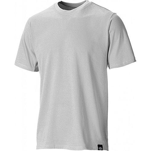 Dickies Baumwoll-T-Shirt mittelgrau MDG M, SH34225 -