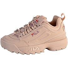 Fila Disruptor Low W–Zapatos, Woodrose