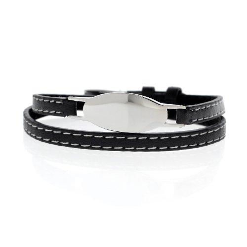 bracelet-en-cuir-pour-femme-noir-a-double-enroulement-identifiant-plaque-acier-inoxydable-couleur-ar
