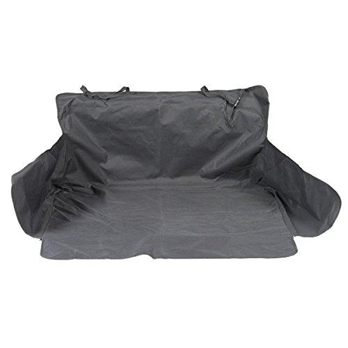 NEEZ Hunde Kofferraumschutz - Extrem einfache & schnelle Befestigung (unter 1 Minute) I kofferraumwanne kofferraumdecke