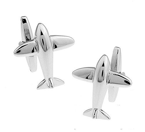 Ashton and Finch Mach 6 Flugzeug Manschettenknöpfe. Neuheit, Flugzeug, Flugzeuge, Luftwaffe Manschettenknöpfe