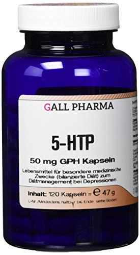 Gall Pharma 5-HTP 50 mg GPH Kapseln, 1er Pack (1 x 120 Stück)
