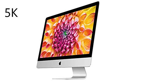 Apple iMac 5k / 27 pollici/Intel Core i7 4 GHz/RAM 32 GB/Radeon R9 M295X / Fushion Drive 1000 GB/ A1419 (Generalüberholt) (Apple Imac I7)