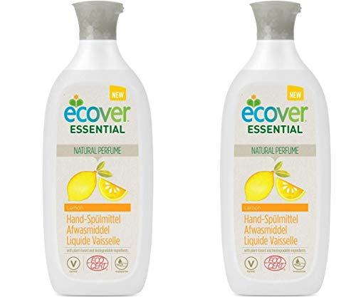Ecover Essential - Lavavajillas 2 x 500 ml