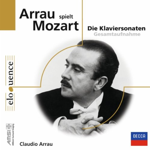 Mozart: Piano Sonata No.8 in A minor, K.310 - 1. Allegro maestoso