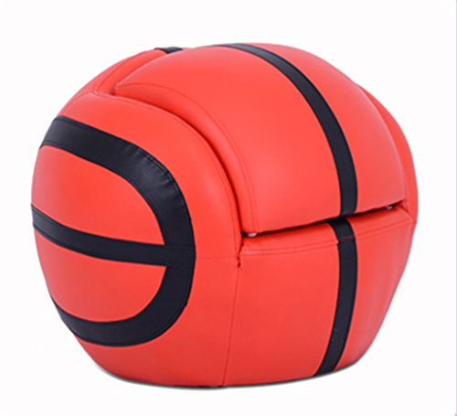JiuErDP Des Sofas der Kinder niedlicher kreativer Karikaturfußballbasketball-Sofastuhl...