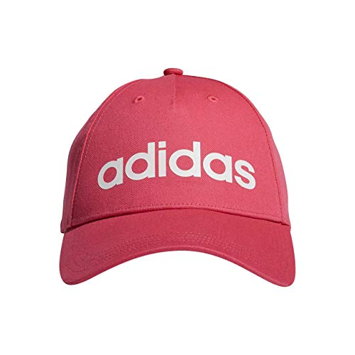 adidas Erwachsene Daily Kappe, Real Pink/White, OSFW