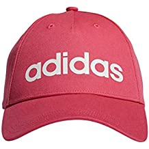 adidas Daily Gorra, Unisex Adulto, Real Pink/White, Talla única Hombre