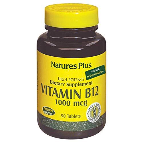 Mcg Nahrungsergänzungsmittel (Vitamin B-12 (Methycobalamin) 1000 mcg 90 Tabletten NP)