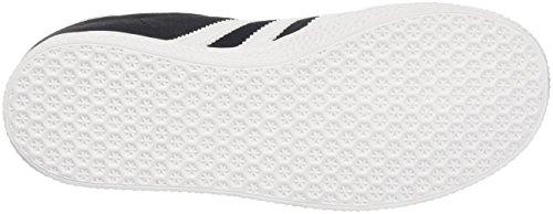 adidas Gazelle C, Sneaker Unisex – bambini Nero (Core Black/Ftwr White/Gold Met.)