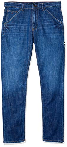 Tommy Hilfiger KB0KB04649 Carpenter Jeans JR Boy (8-16 Jahre) Denim MEDIUM Blue 8Y Boys Blue Denim
