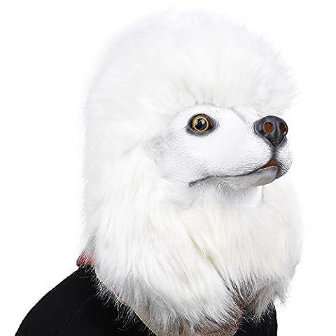 Gros Chien Costumes Pour Halloween - Party Story la nouveauté du latex chien