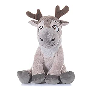 Disney Frozen - 20cm (8inch) baby Sven soft plush toy