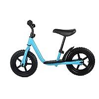 "Ricco® Kids Balance Bike with 12"" EVA Wheels for 2-5 Year Olds WB21"