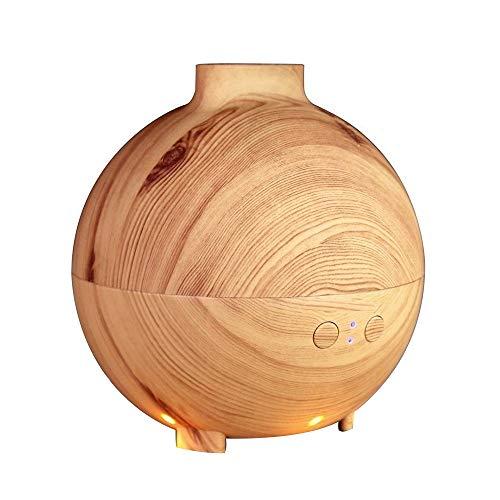 600Ml Ätherisches Öl Diffusoren Ultraschall Luftbefeuchter Tragbarer Aromatherapie Diffusor Für Zuhause, Yoga, Büro, Spa, Schlafzimmer (Ultraschall-öl Diffusoren)