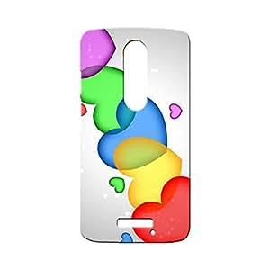 BLUEDIO Designer Printed Back case cover for Motorola Moto X3 (3rd Generation) - G1640