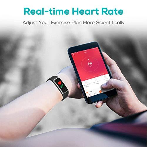 Zoom IMG-3 chereeki fitness tracker orologio braccialetto