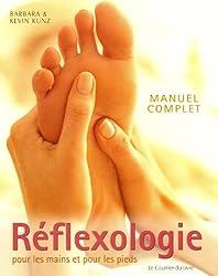 Réflexologie pour les mains et pour les pieds