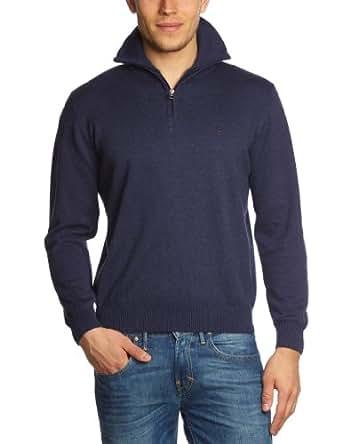 CASAMODA Herren Pullover Comfort Fit 004230/105, Gr. 58 (3XL), Blau (105 marine)