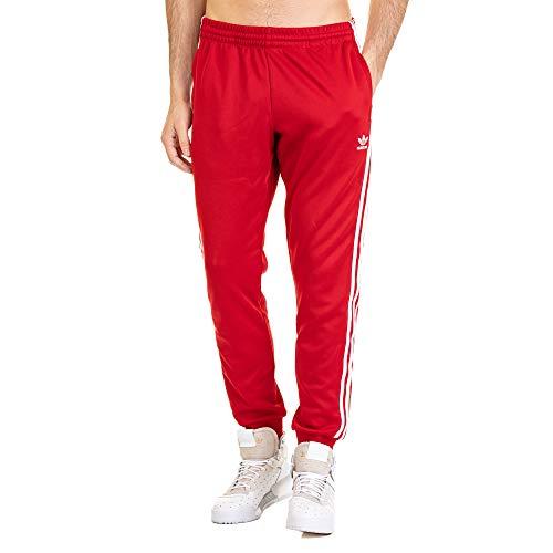adidas Herren SST TP Pants, Power red, L