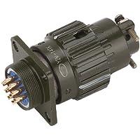Negro 14Pin Y2M macho + hembra Conector Circular redondo para tetera equipos electrónicos
