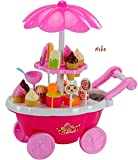 Best Kids Electronics - MKE Kids Electronic Pretend Plastic Toy Pink Ice Review